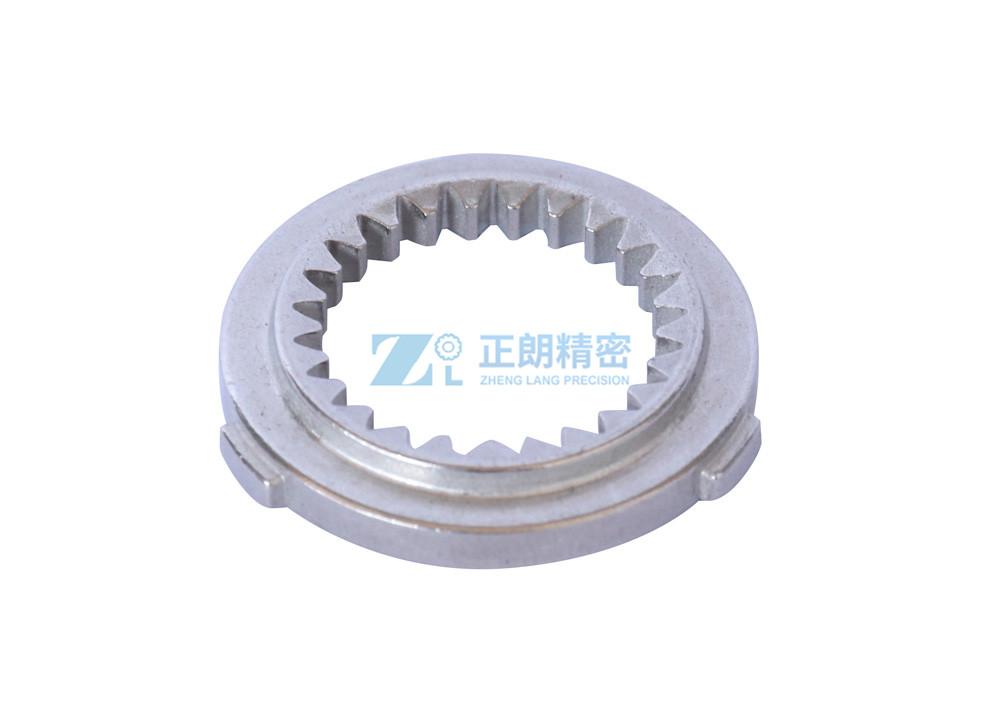 不锈钢粉末冶金的生产工艺流程
